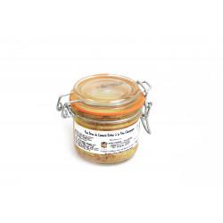 Foie gras de canard entier à la fine de champagne 190 gr
