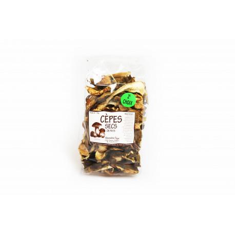 Cèpes 2eme choix 200 gr