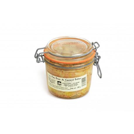 Foie gras de canard entier 350g